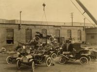 Brush and Cole automobiles, ca. 1910
