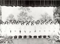 MGH School of Nursing,  Portland, 1950