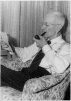 Clarence E. Mulford, Fryeburg, ca. 1950