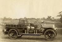 Millinocket fire engine