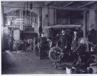 Portland Company mechanics, c. 1910