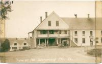 Sawin Store, North Waterford, ca. 1915