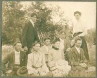 Picnic group, Waterford, ca. 1905