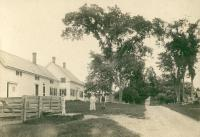 Johnson Farmstead, Waterford, ca. 1910