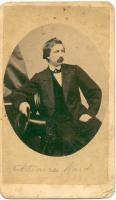 Artemus Ward, Boston, ca. 1862