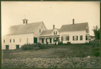 McIntire Homestead, Waterford, ca. 1910