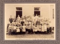 North Waterford School, ca. 1914
