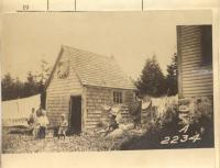 Grover property, Leavitt Street, Long Island, Portland, 1924