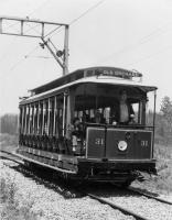 Car #31 after restoration, Old Orchard Beach, 1975