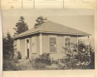 Reynolds property, Beach Cove, Long Island, Portland, 1924