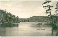 Bear Pond, Waterford, ca. 1920