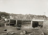 International Bridge between Calais and St. Stephen, N.B., ca. 1940