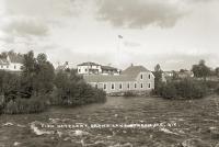 Fish Hatchery, Grand Lake Stream, ca. 1925