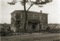 Ruggles House, Columbia Falls, ca. 1920