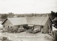Ward's Stave Mill, Cherryfield, ca. 1915