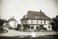 Sawyer's Store, Jonesport, ca. 1910