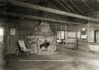 Office, Camp Meddybemps, 1917