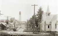 Third Avenue, Woodland, ca. 1915