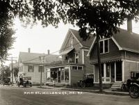 Main Street, Milbridge, ca. 1915