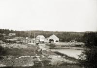 Lamb and Crane Mill, Whiting, 1910