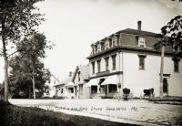V.L. Coffin and Son's Store, Harrington, ca. 1910
