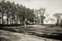 Universalist Church, Addison, ca. 1920