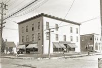 Woodland Cash Store, ca. 1920