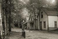 Jacksonville Campground, East Machias, ca. 1920
