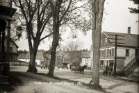 Village of Columbia Falls, ca. 1920