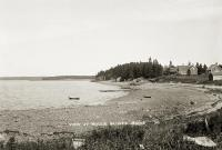 View at Roque Bluffs, ca. 1925