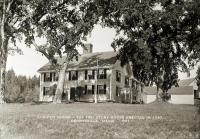 Lincoln House, Dennysville, ca. 1930
