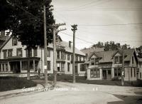 Clare Hotel, Machias, ca. 1905