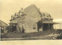 Reed property, Joseph Reed Farmhouse, Little Chebeague Island, Portland, 1924