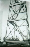 Fire Tower bottom. Garland, ca. 1950
