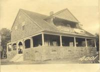 Reed property, West End, Little Chebeague Island, Portland, 1924