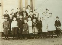 School class, Garland, ca. 1910