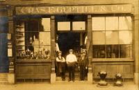 Charles F. Guptill & Co., Portland, ca. 1880