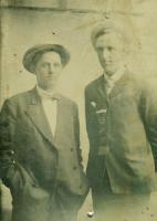 Arthur Paul and Frank Came, Garland, ca. 1850