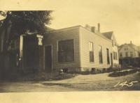 Portland Investment and Improvement Company property, E. Side Island Avenue, N. Side Center Avenue, Peaks Island, Portland, 1924