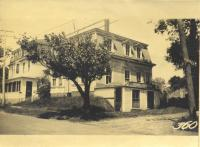William A. Sterling Devisee property, N. Side A Street, E. Side Island Avenue, Peaks Island, Portland, 1924