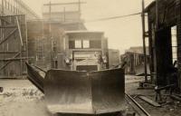 Four-wheel drive truck, Sargent plow