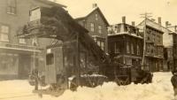 Sargent snow loader, 1927-1928, Portland