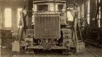 Mead-Morrison tractor, Portland, ca. 1920