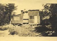 Whitney property, N. Side Lyndon Avenue, Peaks Island, Portland, 1924