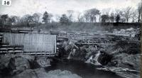 North Channel Dam, Skowhegan, ca. 1902.