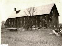 Bailey Oilcloth Factory, Skowhegan, ca. 1890