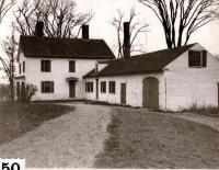McClellan Homestead, Skowhegan, ca. 1905