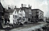 Madison Avenue, Skowhegan, ca. 1875