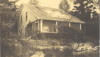 Rankin property, W. Side Sunset Road, Cliff Island, Portland, 1924