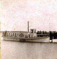 The Steamboat, Lake Wesserunsett, ca. 1884